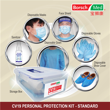 CV19 Personal Protection Kit - Standard