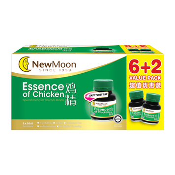 New Moon Essence of Chicken 8